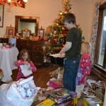 More presents to open